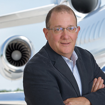 Paul Rerick • Chief Financial Officer • Global Jet Capital