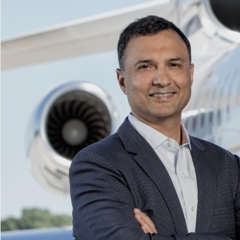 vivek kaushal chief risk officer global jet capital