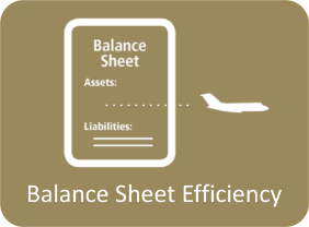 balance sheet efficiency