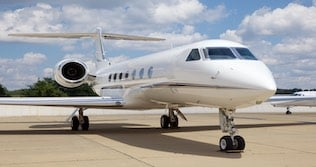 2006 gulfstream g550 business aircraft