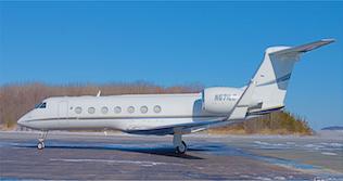 2006 Gulfstream G550
