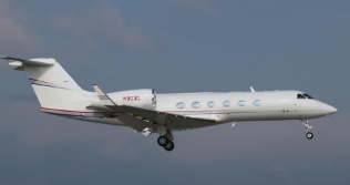 2009 Gulfstream G450 business aircraft