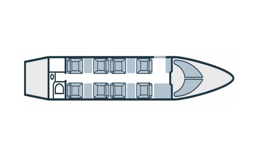 2008 lear 45xr aircraft