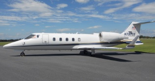 2007 lear 60xr private jet