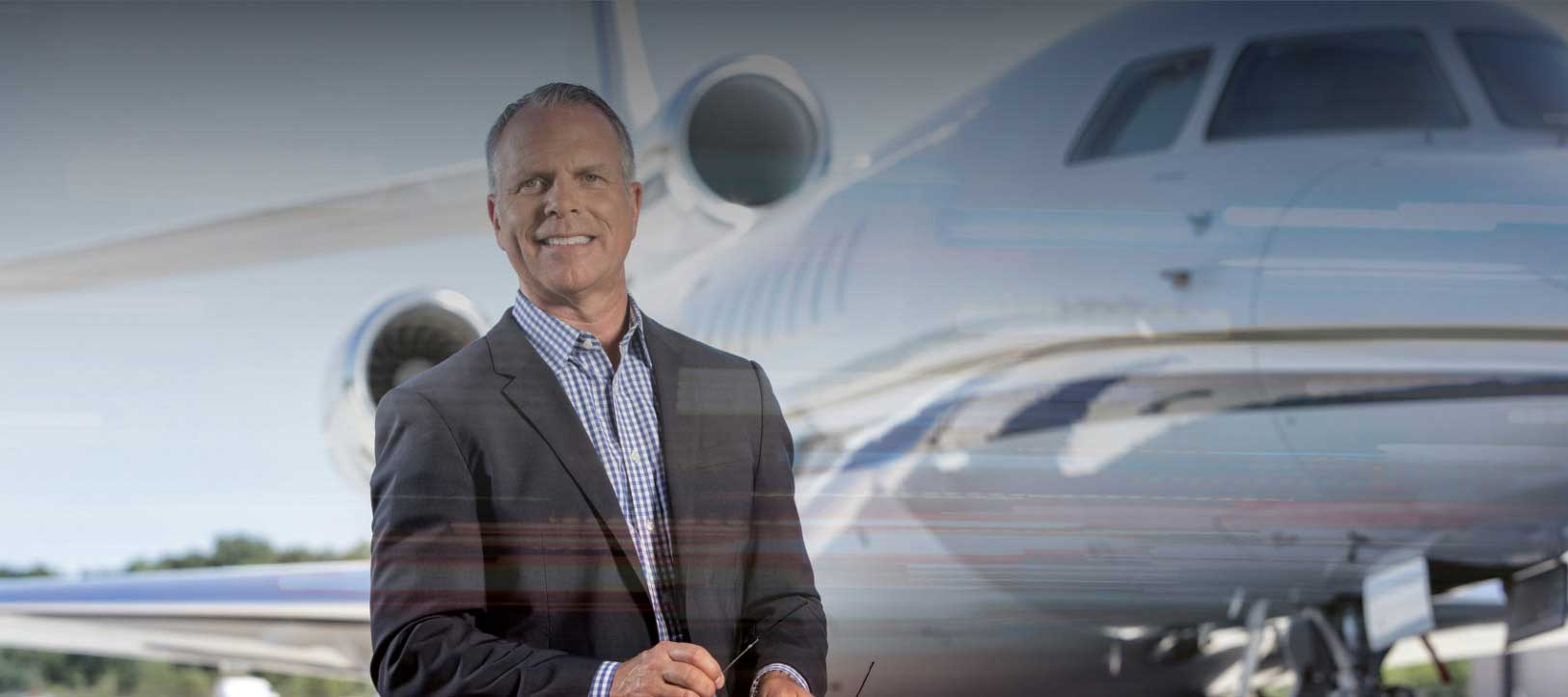Andrew Farrant • Chief Marketing Officer • Global Jet Capital