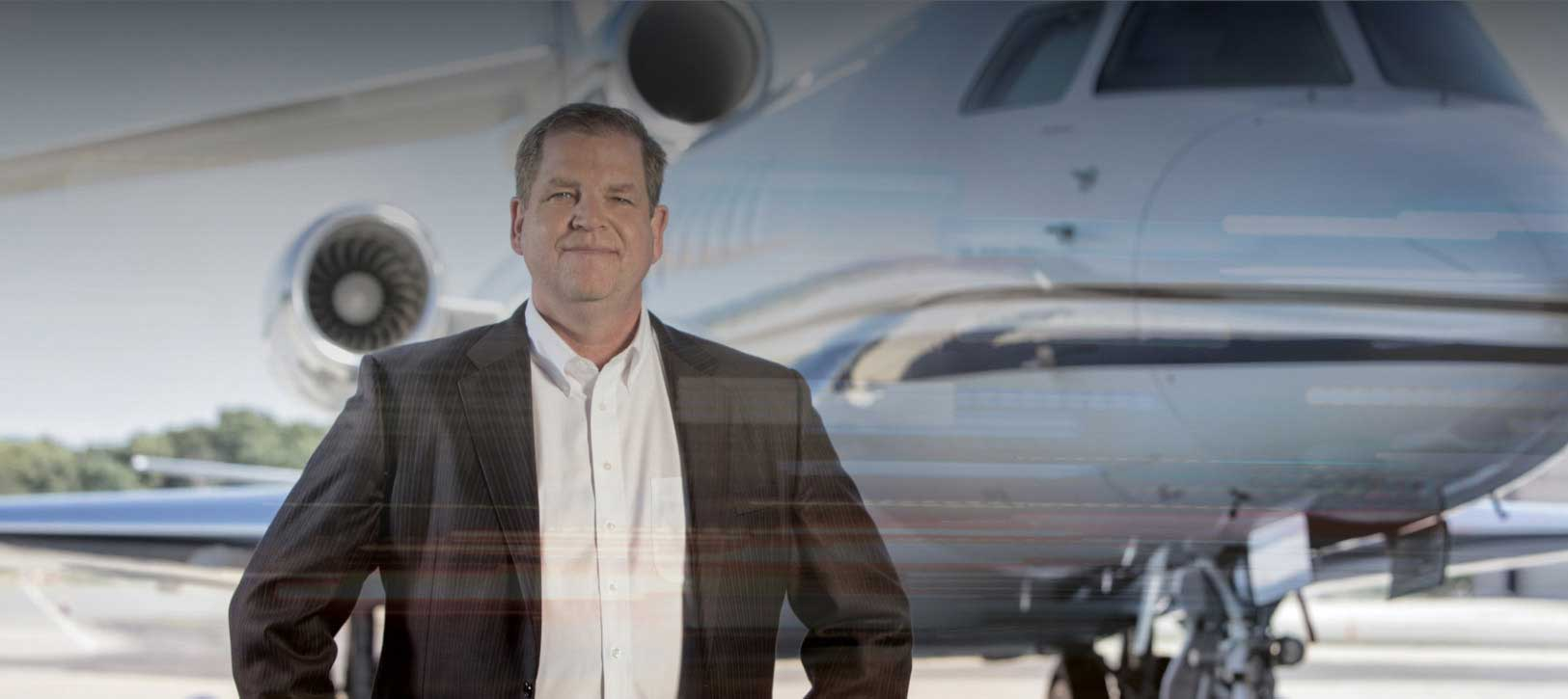 Ed Barnes • Chief Financial Officer • Global Jet Capital