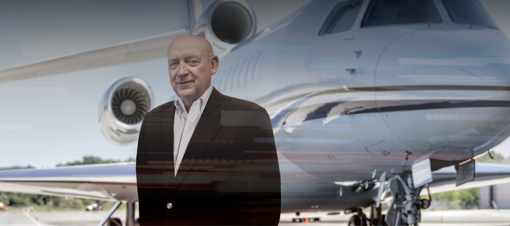 bill boisture chairman at global jet capital