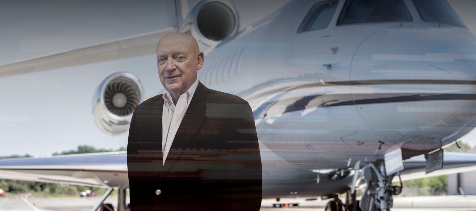 Bill Boisture • Chairman • Global Jet Capital