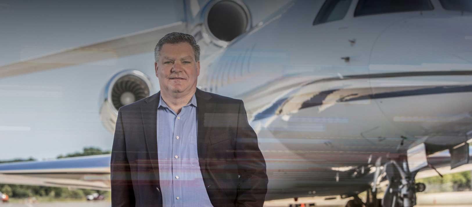 Jim Noonan • Senior Managing Director • Global Jet Capital