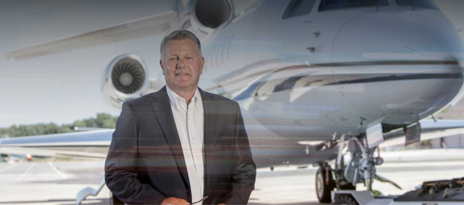 Shawn Vick • Chief Executive Officer • Global Jet Capital