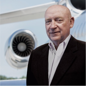 Bill Boisture • Chairman • Global Jet Capital