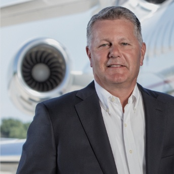 Shawn Vick • Chairman & Chief Executive Officer • Global Jet Capital