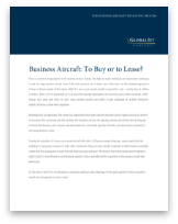 White Paper: To Buy or To Lease?